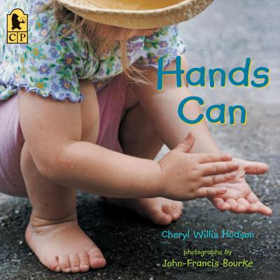 Hands Can By Hudson, Cheryl Willis/ Bourke, John-Francis (ILT)